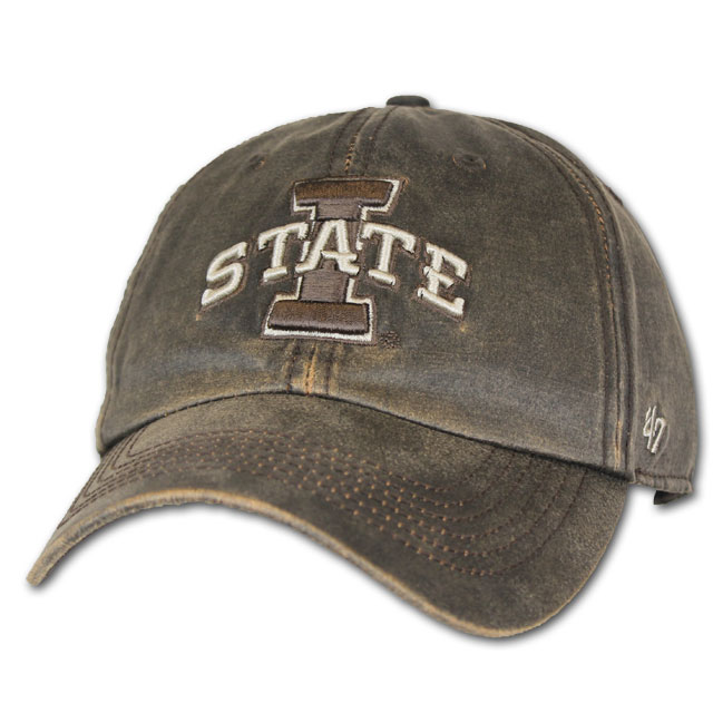 Image For 47' Brand Brown I-State Cap