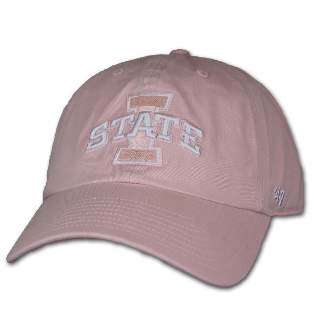 Image For 47' Brand Women's Pink I-State Cap