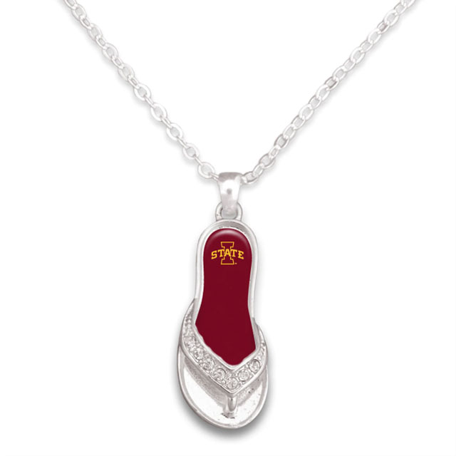 Cover Image For Flip Flop I-State Necklace *WAS $12.99