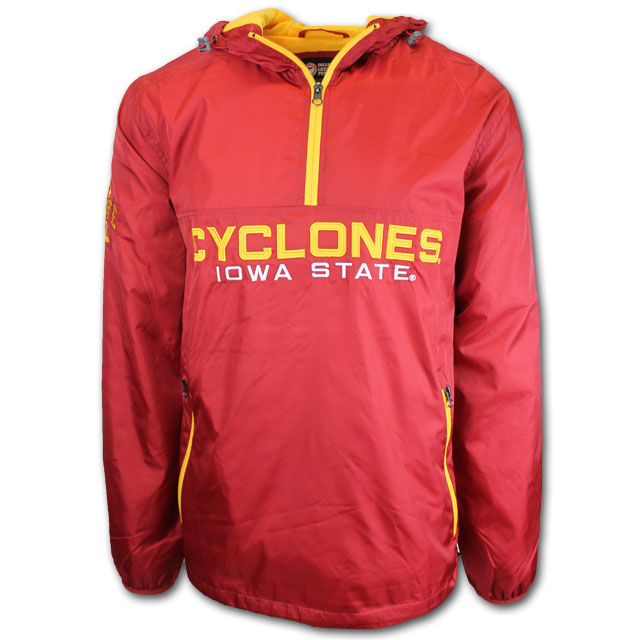 Image For 1/4 Zip Cyclones Pullover