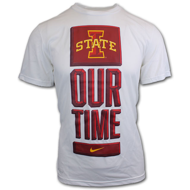 Cover Image For Nike® Our Time T-Shirt* WAS $30.00