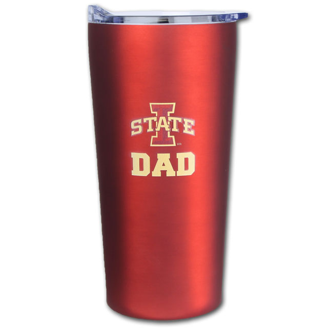 Cover Image For I-State Dad Tumbler