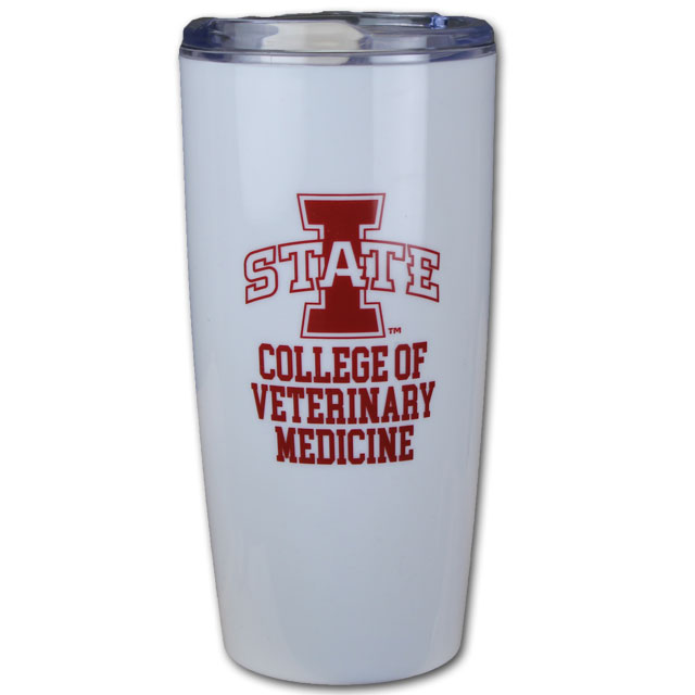 Cover Image For I-State College of Veterinary Medicine Tumbler