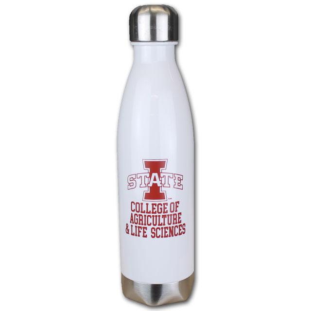 Cover Image For I-State College of Agriculture & Life Sciences Water Bottle