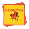 RAYGUN© The Greatest Walking Cy Sticker Image