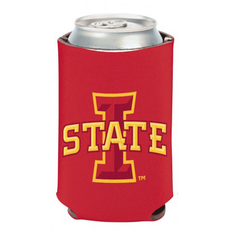 Image For I-State Cardinal 12oz. Can Cooler