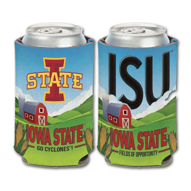 Image For I-State License Plate 12 oz. Can Cooler