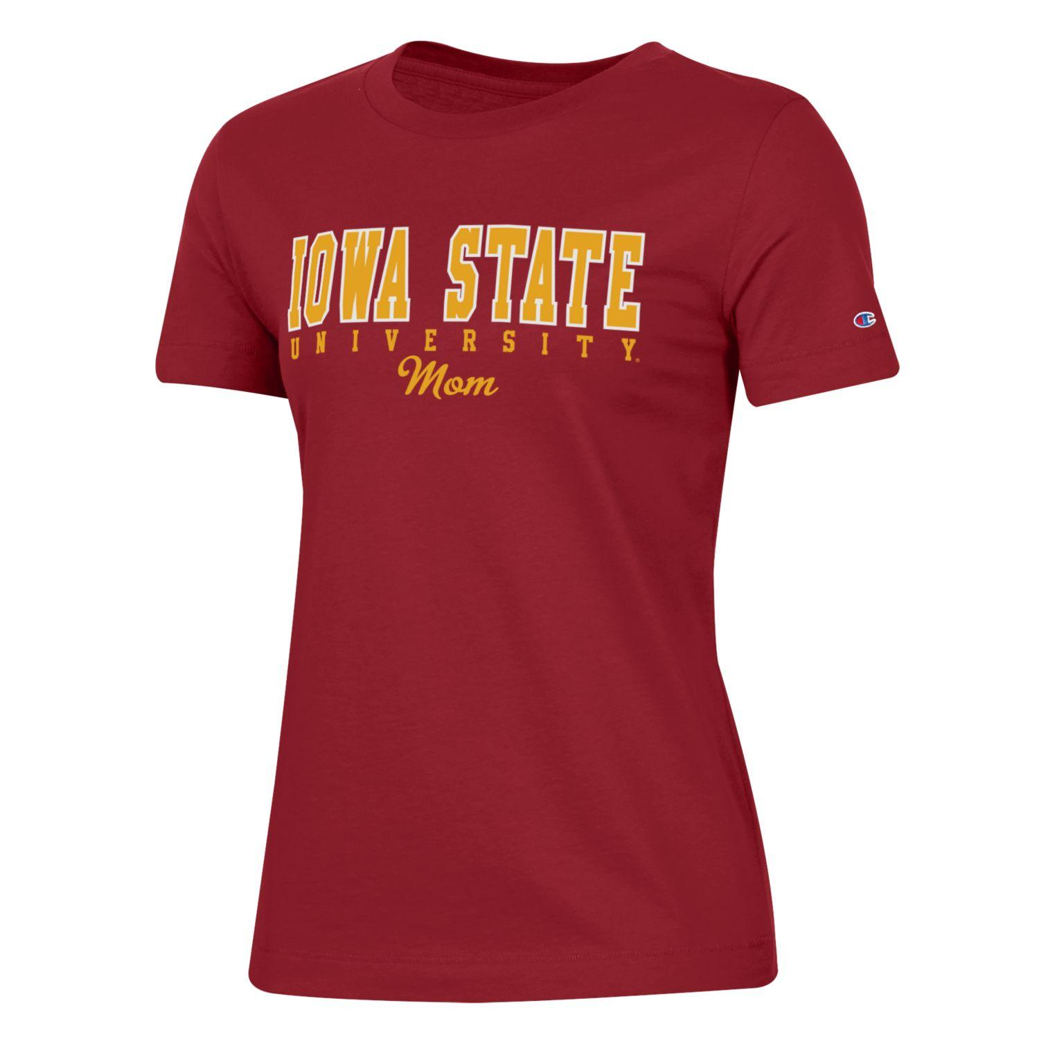 Image For Champion® Iowa State Mom Short Sleeve T-Shirt