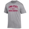 Image for Champion® Iowa State Cross Country Short Sleeve T-Shirt