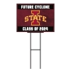 Image for I-State Future Cyclone Class of 2024 Yard Sign* WAS $24.99