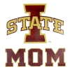Image for I-State Mom Decal