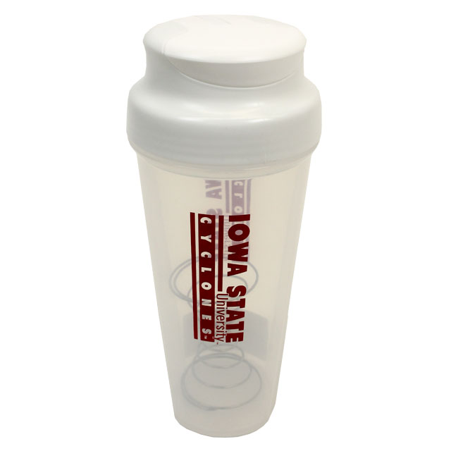 Cover Image For Iowa State 28oz Blender Bottle