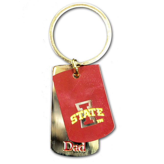 Cover Image For I-State Dad Tag Keychain