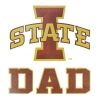 I-State Dad Decal Image