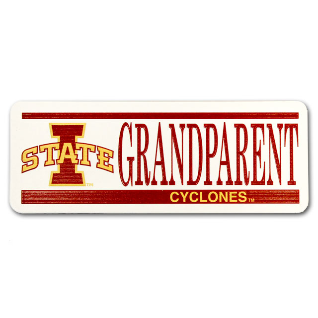Cover Image For I-State Grandparent Magnet