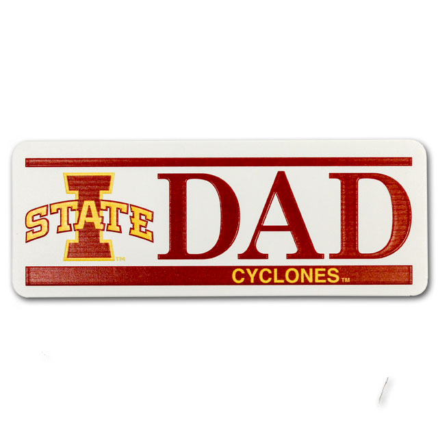 Image For I-State Dad Magnet