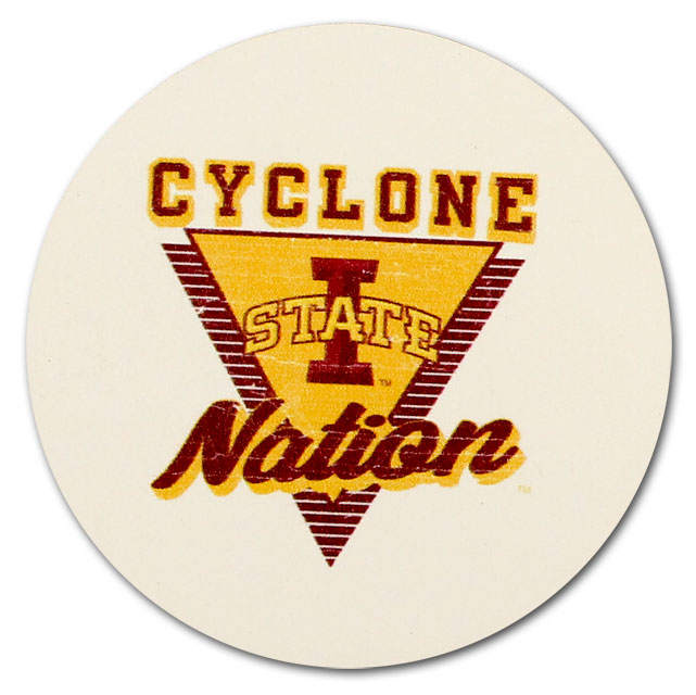 Cover Image For Cyclone Nation Magnet