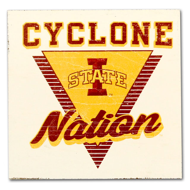 Cover Image For Legacy® Cyclone Nation Table Top Square