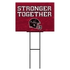 Image for I-State Stronger Together Gameday Yard Sign