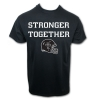 Image for Stronger Together Gameday Short Sleeve T-Shirt (Black)