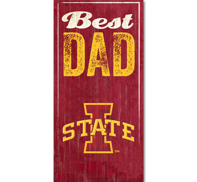 Image For Best Dad Sign
