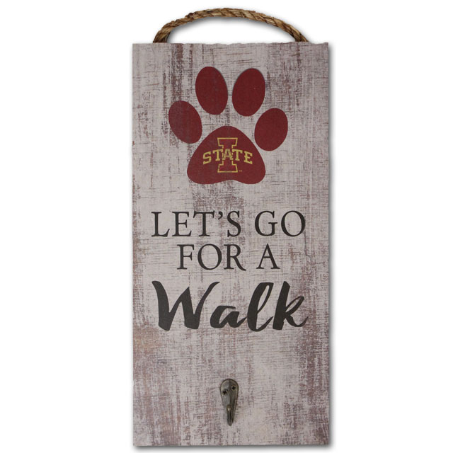 Image For Iowa State Leash Holder