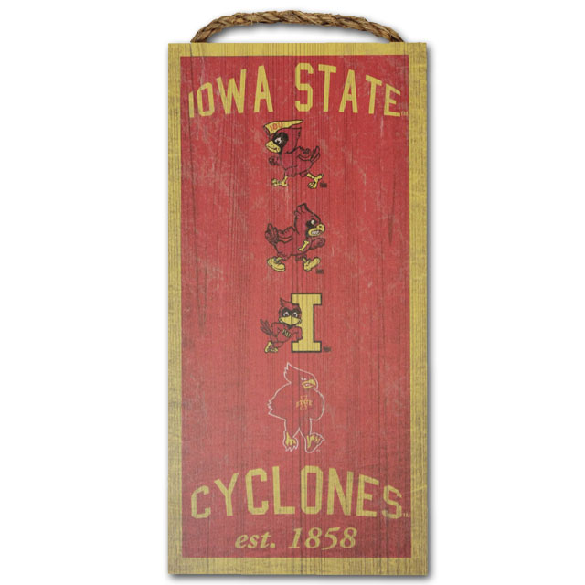 Image For Iowa State Heritage Sign