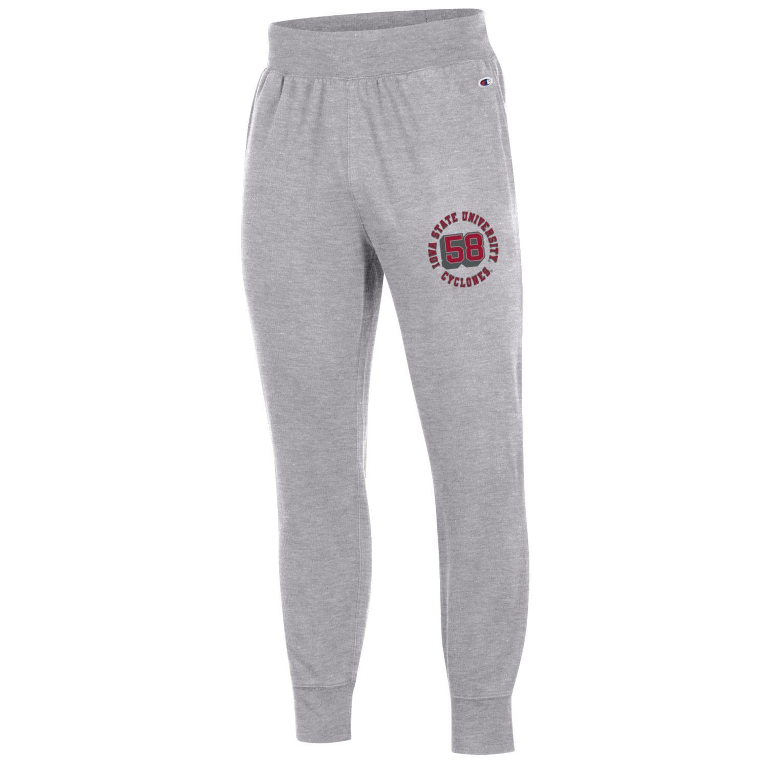 Image For Champion® Iowa State 1858 Jogger Sweatpants