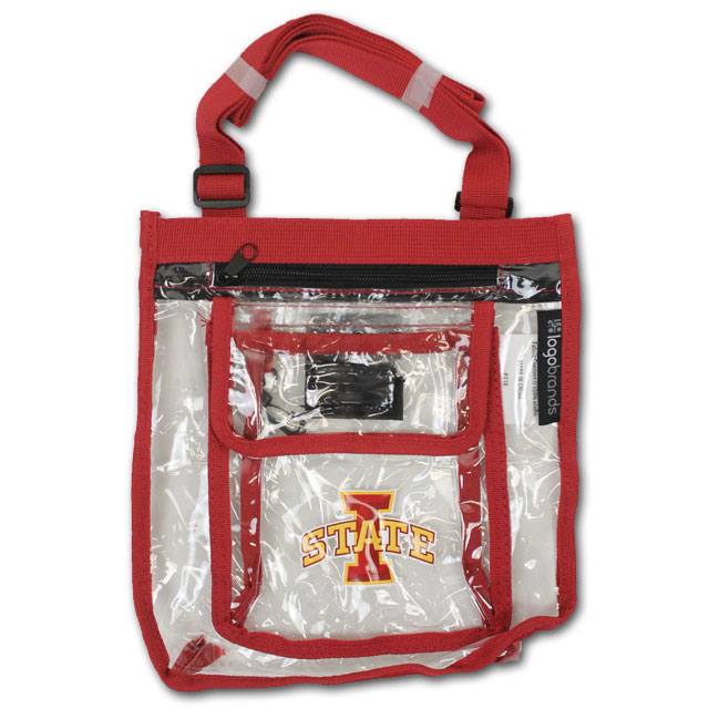 Image For Clear Gameday Crossbody