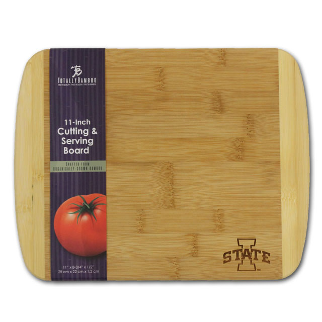 Cover Image For Two-Tone I-State Cutting Board 11""