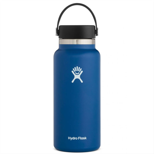 Image For Hydro Flask 32 oz Wide Mouth (Cobalt)
