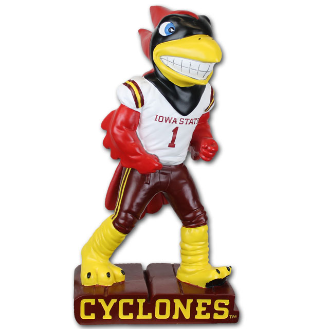 Image For Cy Mascot Statue Ornament