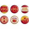 Image for I-State Button 6 Pack * WAS $9.99