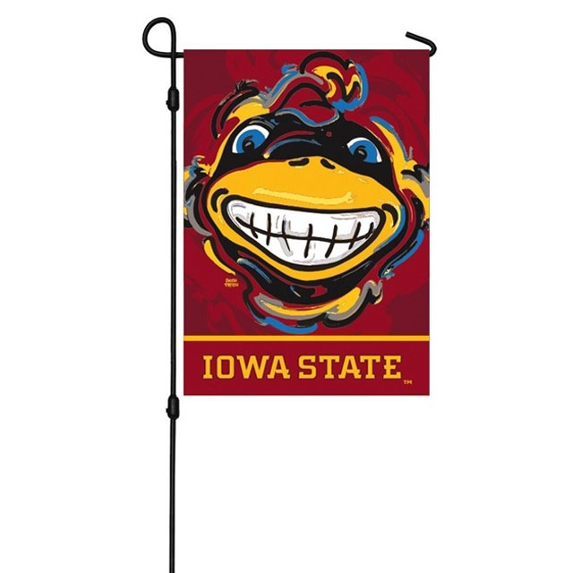 Image For Iowa State Cy Garden Flag