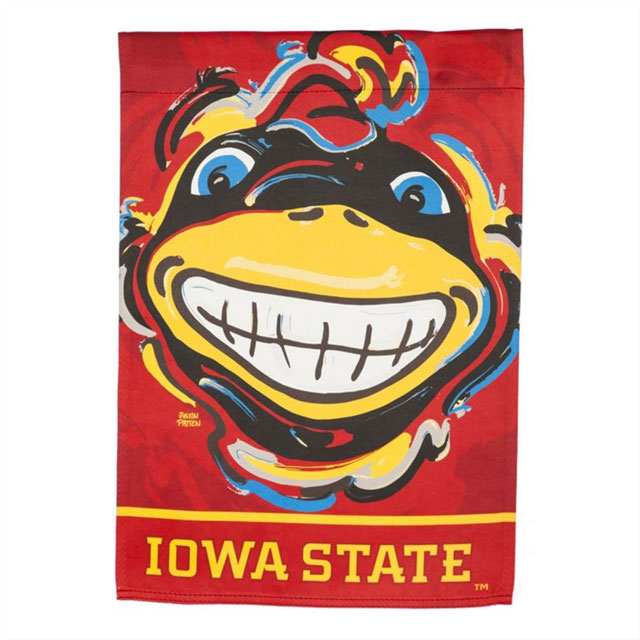 Image For Iowa State Cy Flag