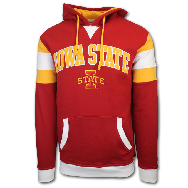 Image For Champion® Cardinal Iowa State Hoodie