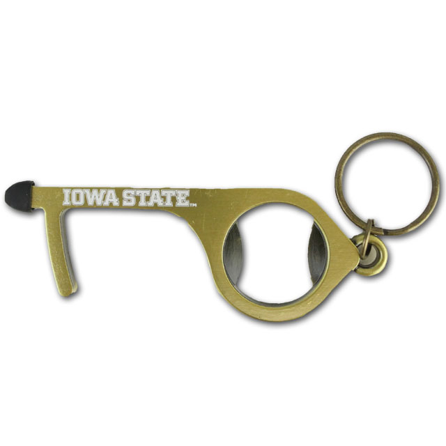 Image For Iowa State No Touch Keychain