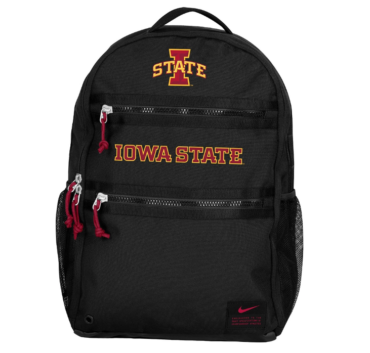 Image For Iowa State Cyclones Nike Utility Heat Backpack