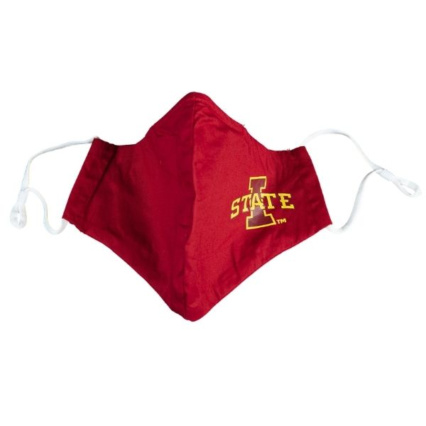 Image For Cardinal I-State Face Mask Adjustable