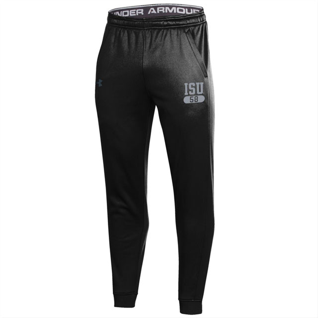 Image For Under Armour® Black Men's Joggers