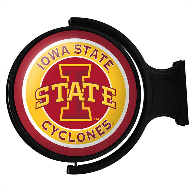 Image For Iowa State Rotating Sign