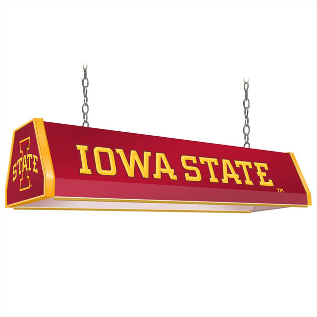 Image For Iowa State Cyclones Standard Pool Table Light