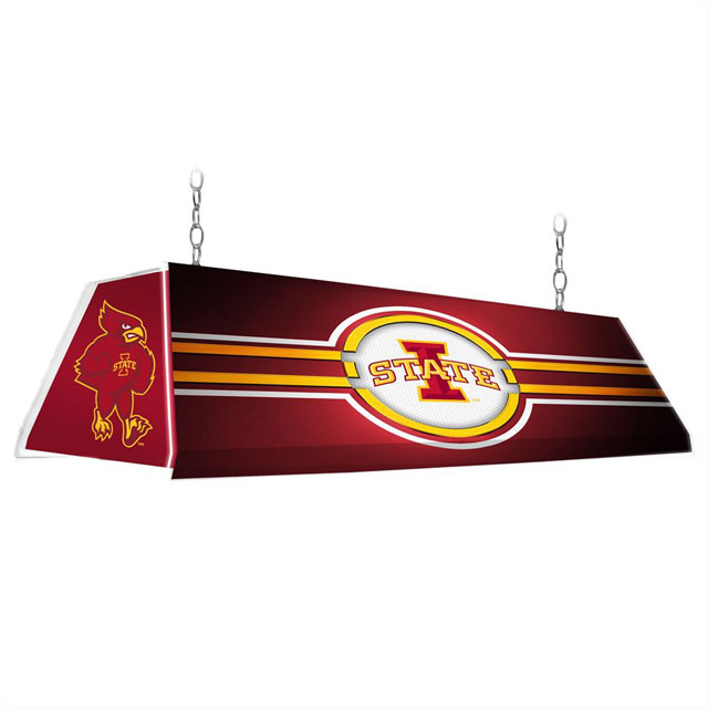 Image For Iowa State Cyclones Edge Glow Pool Table Light