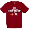 Youth 2020 Big 12 Football Championship Game T-Shirt (Crd) Image