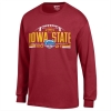 Image for 2021 Fiesta Bowl I-State Cardinal Long Sleeve T-Shirt*