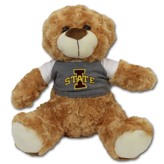 Image For Reborn® Grey I-State T-Shirt Bear