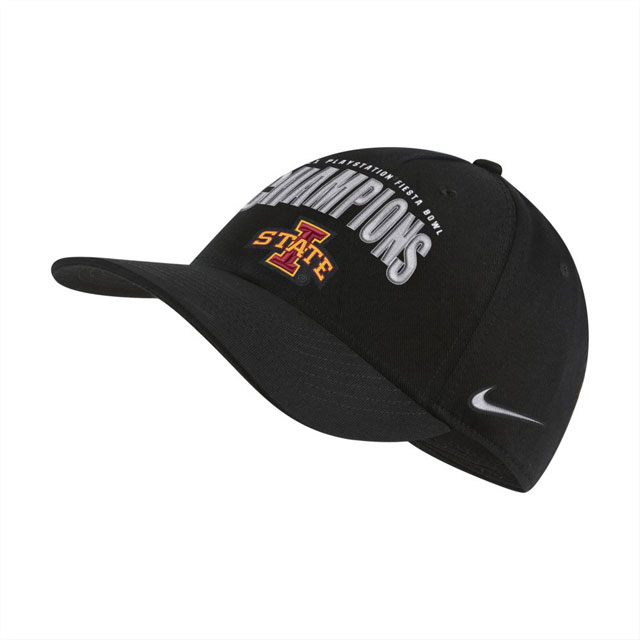 Cover Image For 2021 Fiesta Bowl Champions Cap (Nike)