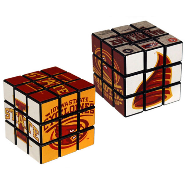 Image For Iowa State Cyclones Puzzle Cube
