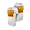 White Beat Iowa T-Shirt Image