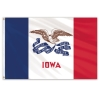 State Flag of Iowa Banner 3' X 5' Image